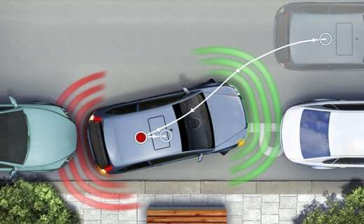 Установить парковочный радар своими руками