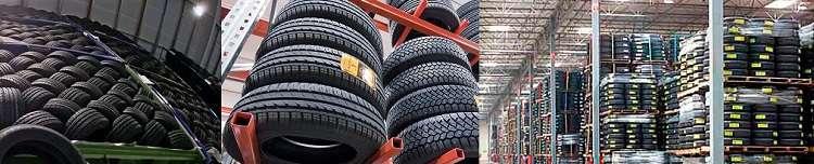 колес - Правила хранения автомобильных шин