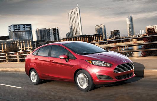 Десять маломощных автомобилей 2017 года