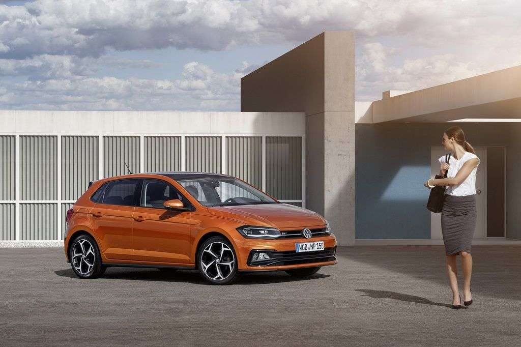 Volkswagen Polo 2017. Видео-обзор