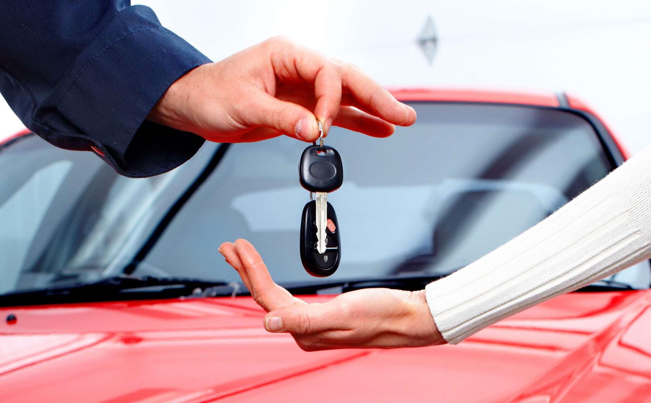 Купить авто в тюмени в кредит новый