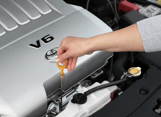 Переливаем масло в двигатель, что будет?