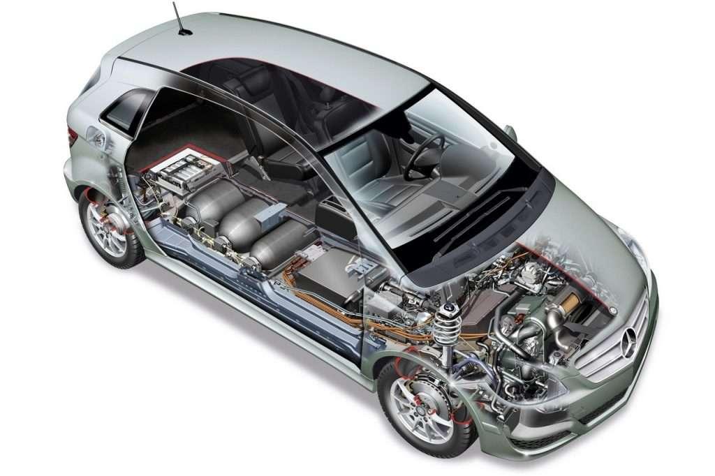 Avtomobil na vodorodnom toplive 1 1024x682 - Машины на водородном топливе