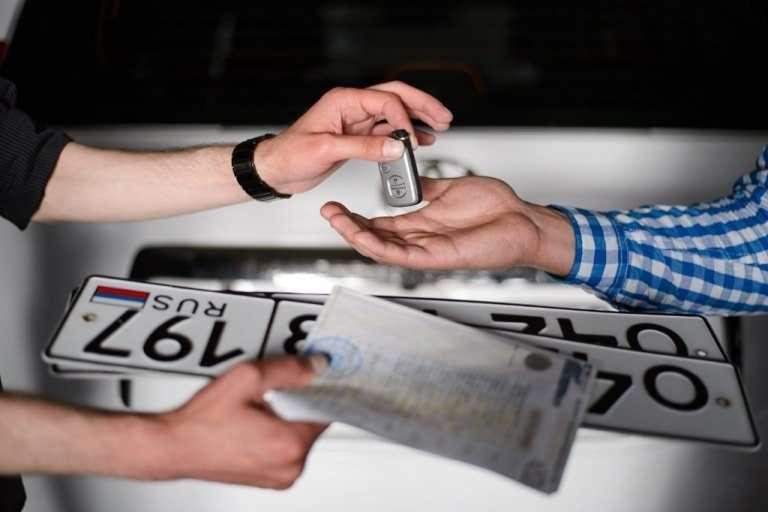 Как оформить документы при покупке автомобиля?
