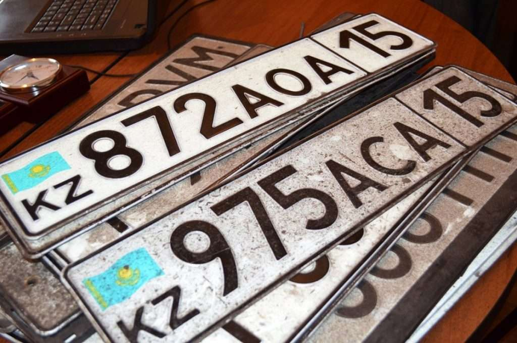 Как восстановить государственный регистрационный номер автомобиля?