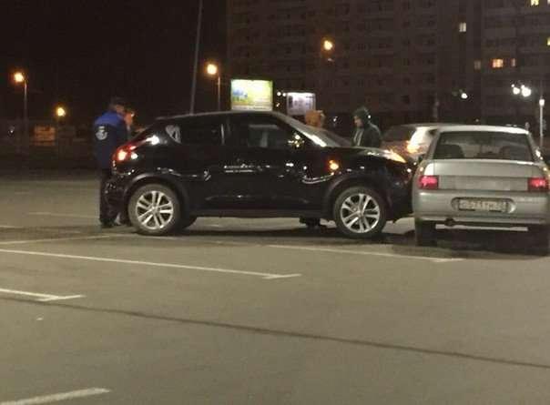 Что делать, если ДТП случилось на парковке?
