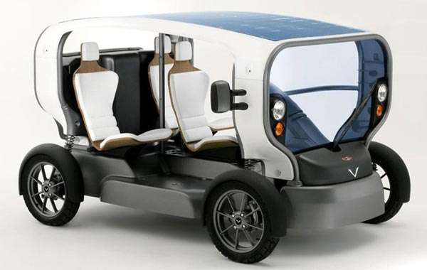 Автомобили на солнечных батареях? Такое возможно?