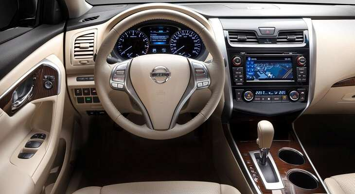 teana3 - Nissan Teana 2017