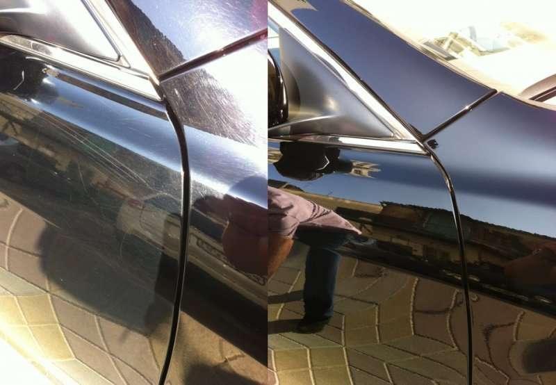 Можно ли восстановить лакокрасочное покрытие машины?
