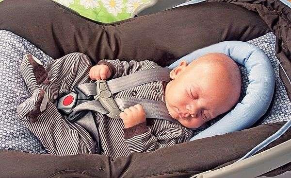 1502246001 2 - Особенности перевозки новорожденных в автомобиле