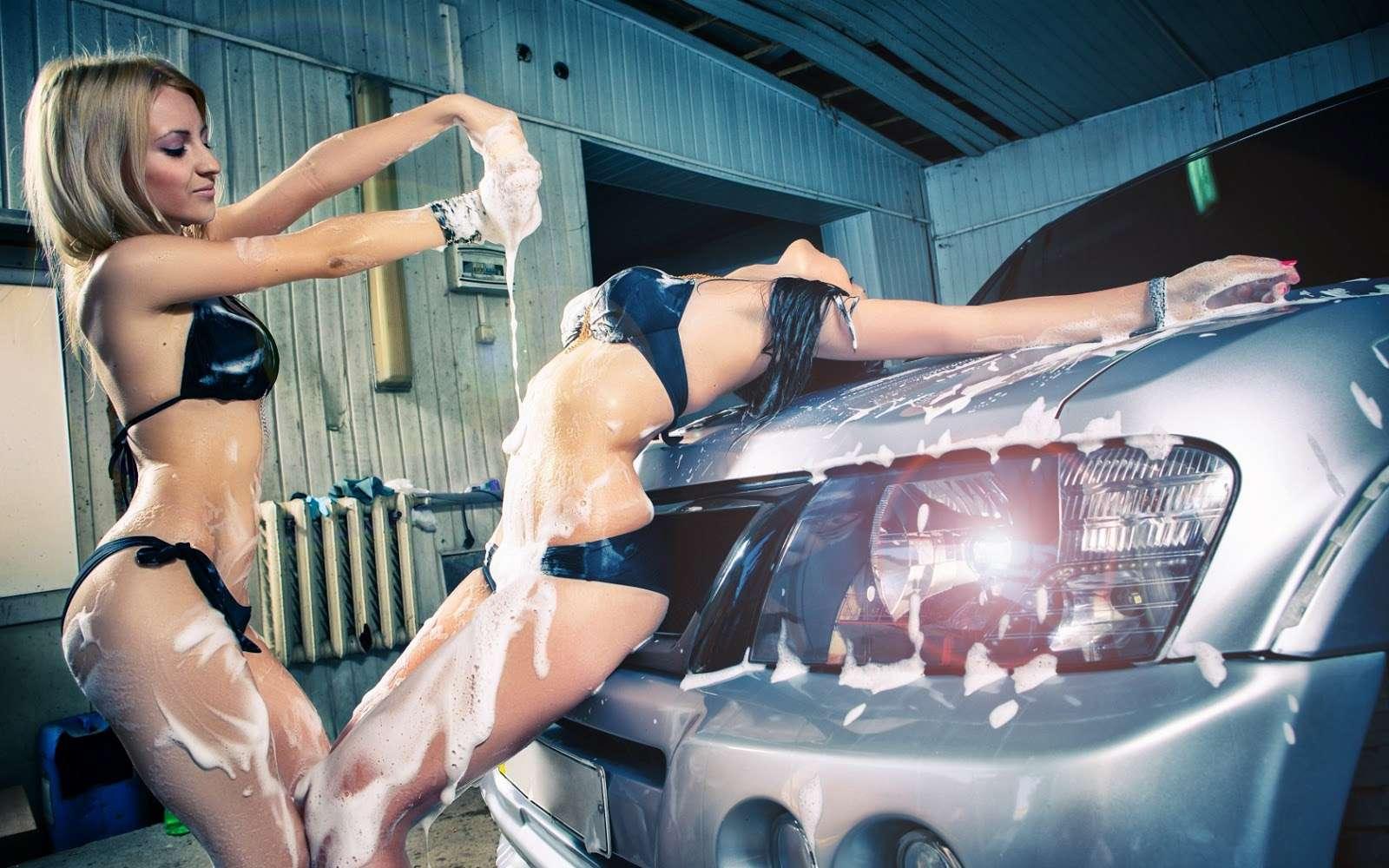 Что делать, если на мойке повредили машину?