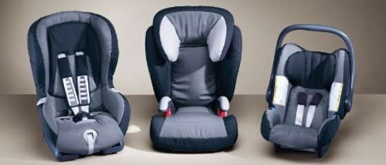 Выбираем детское кресло для машины