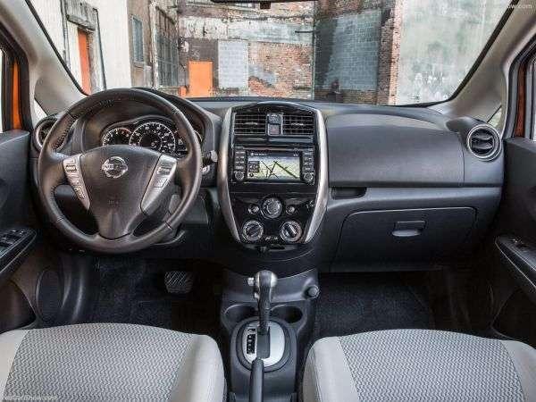 1505289747 3 - Обзор Nissan Versa Note 2017: технические характеристики, цены и комплектации