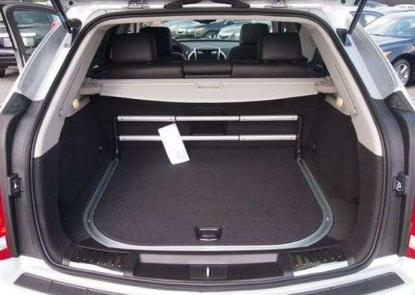 Топ-10 машин с большими багажниками
