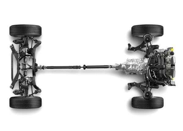1505852053 hodovaya sistema krossovera - Обзор Subaru Forester: технические характеристики кроссовера, цена и комплектации