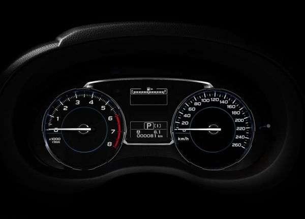 1505852119 panel priborov - Обзор Subaru Forester: технические характеристики кроссовера, цена и комплектации