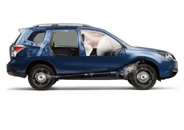1505853403 sistemy bezopasnosti subaru forester 2016 - Обзор Subaru Forester: технические характеристики кроссовера, цена и комплектации