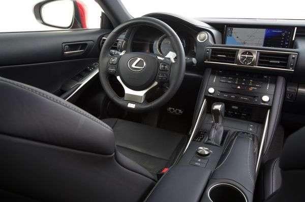 Обзор Lexus IS 200t 2017: технические характеристики, цены и комплектации