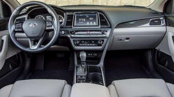 Hyundai Sonata 2018! Цена!