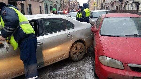 1506431926 5 - Главные ошибки водителя после ДТП! Что нужно знать?