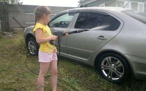 Где нельзя мыть машину? Какой штраф?