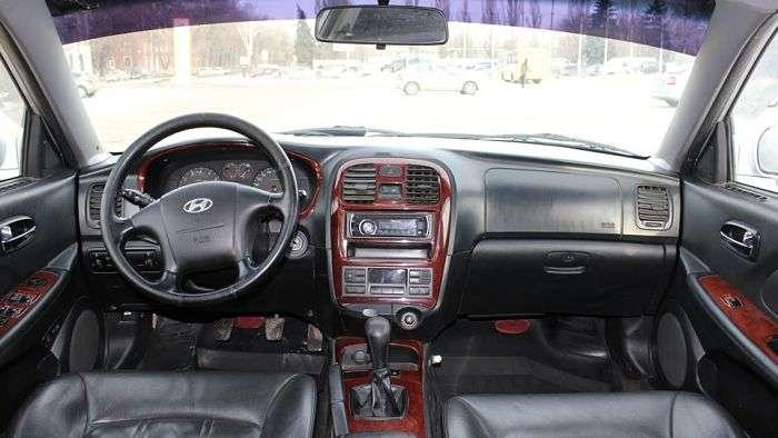 salon Hyundai Sonata 4 TagAZ opt - Выбираем Hyundai Sonata 4 поколения с пробегом
