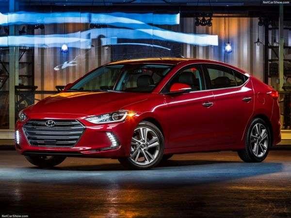 Обзор Hyundai Elantra 2017-2018: характеристики, цена