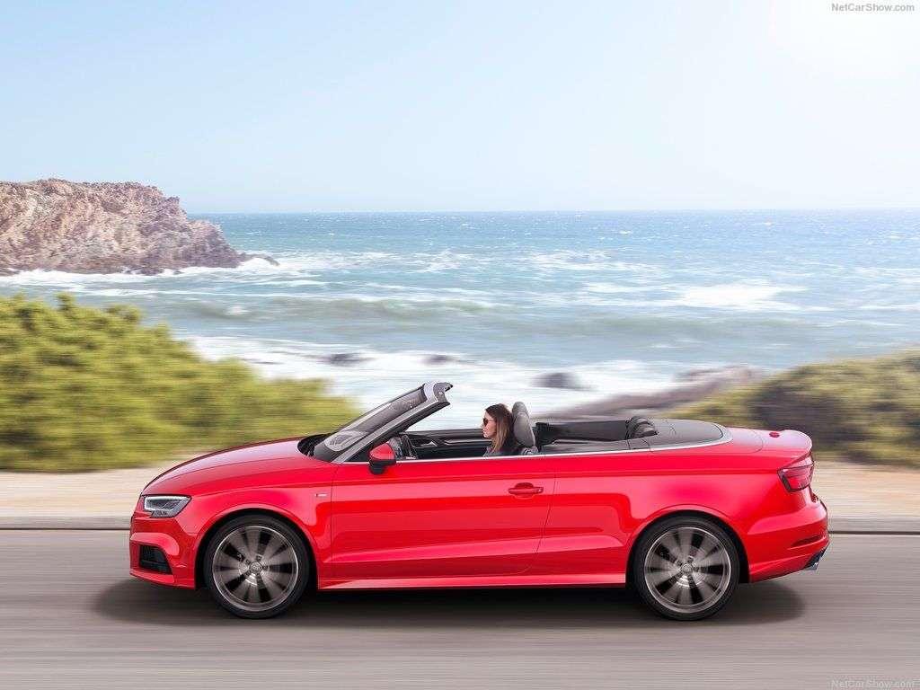Обзор Audi A3 Cabriolet 2017: технические характеристики, цены и комплектации