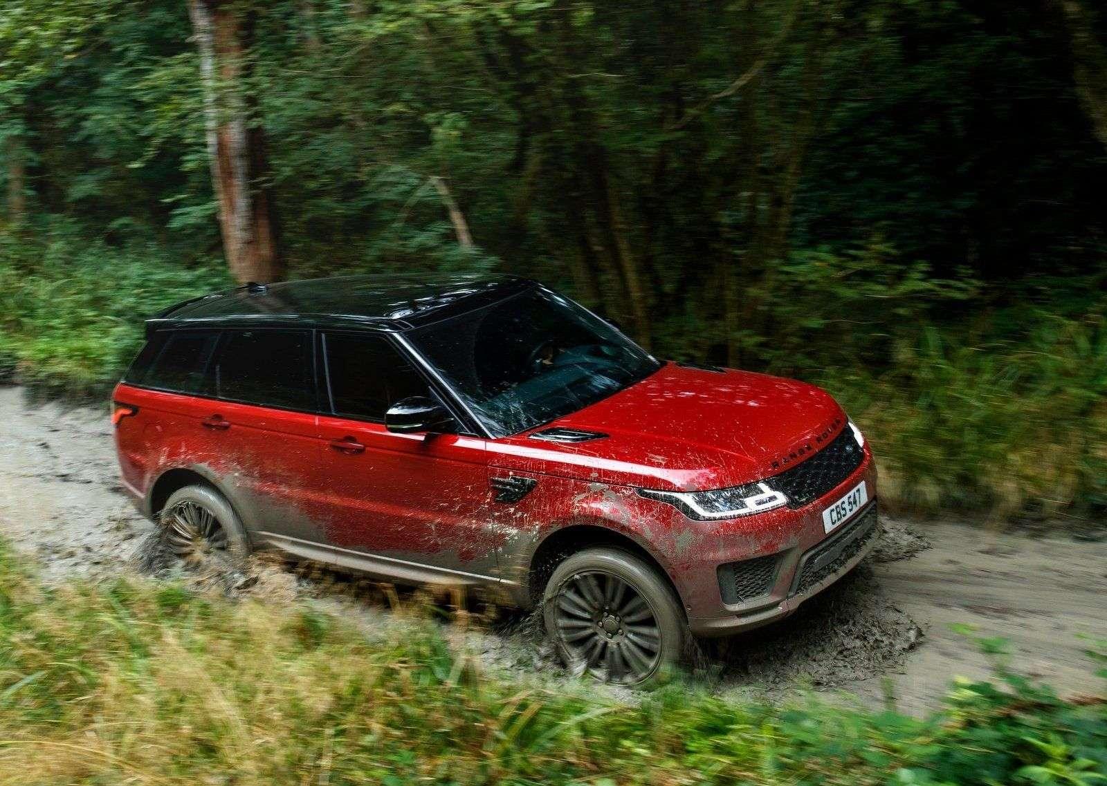 Обзор Land Rover Range Rover Sport 2018: характеристики, комплектации и цена