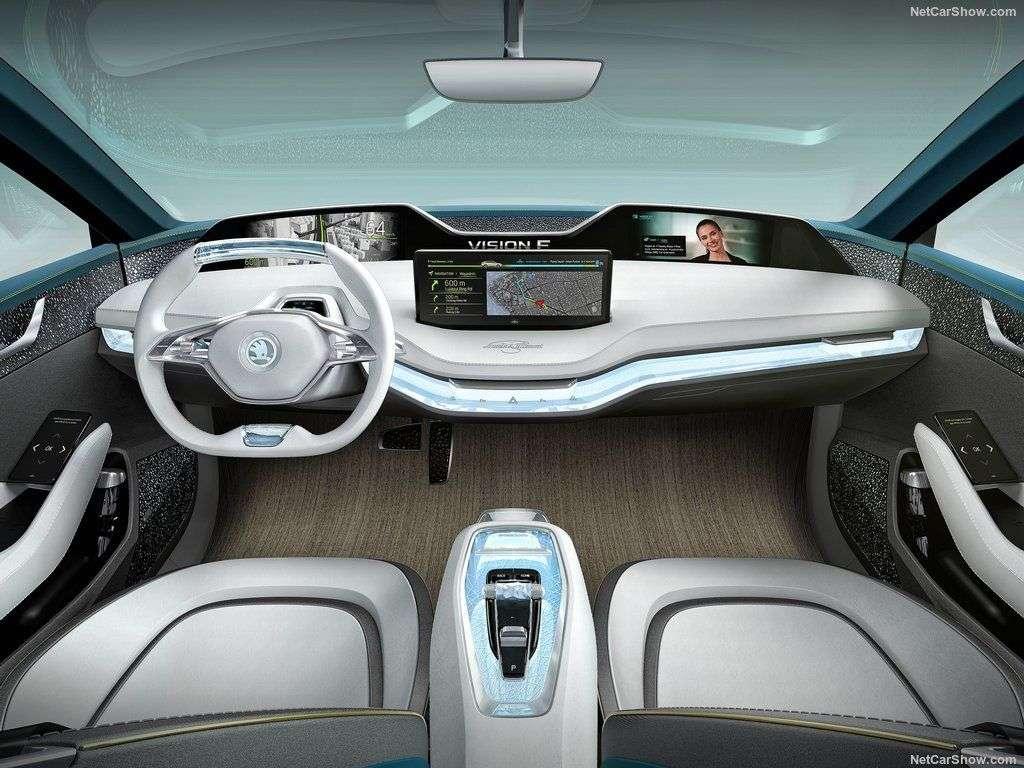 1508535414 3 - Обзор Skoda Vision E Concept 2017: технические характеристики, цены и комплектации