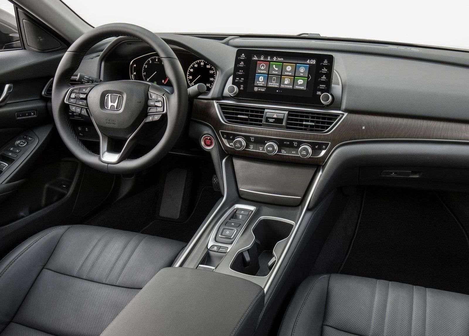 Обзор седана Honda Accord 2018: технические характеристики, комплектации, цена