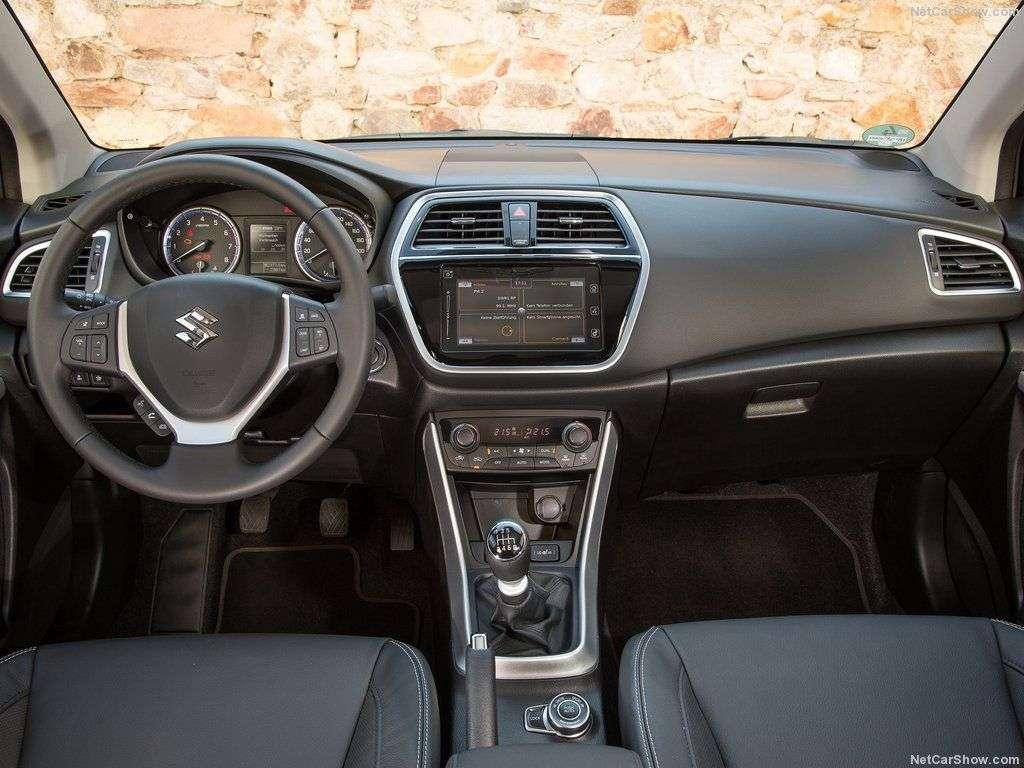 1508940276 3 - Обзор Suzuki SX4 S-cross 2017: технические характеристики, цены и комплектации