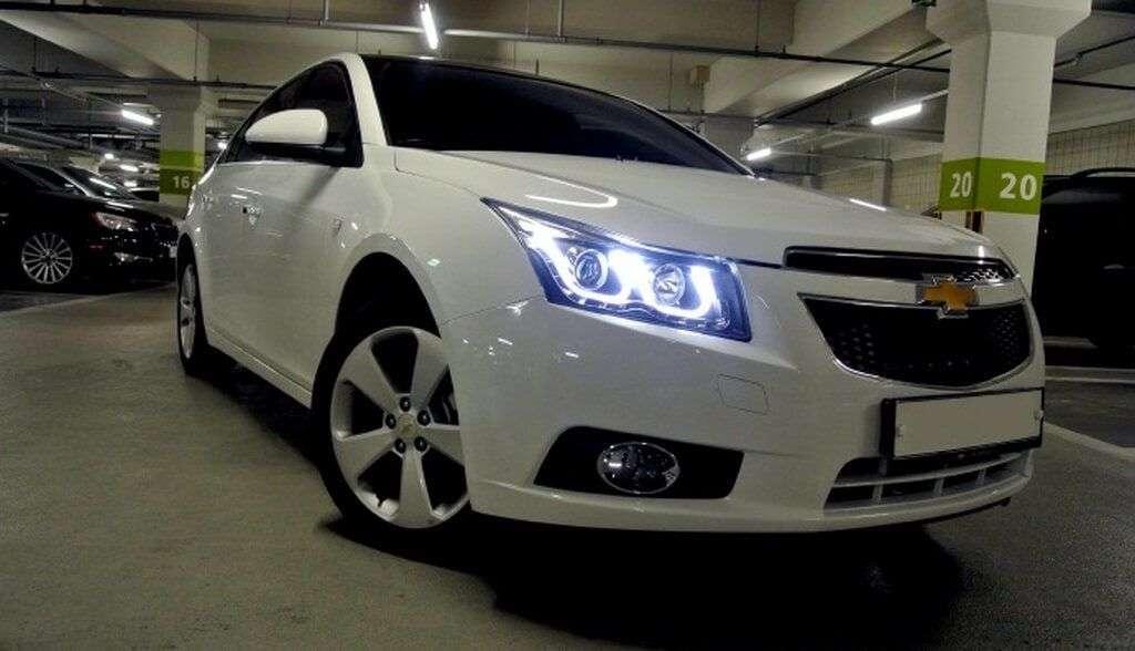 1509022529 svetodiodnaya optika na chervolet cruze - 4Drive – светодиодные лампы для машины