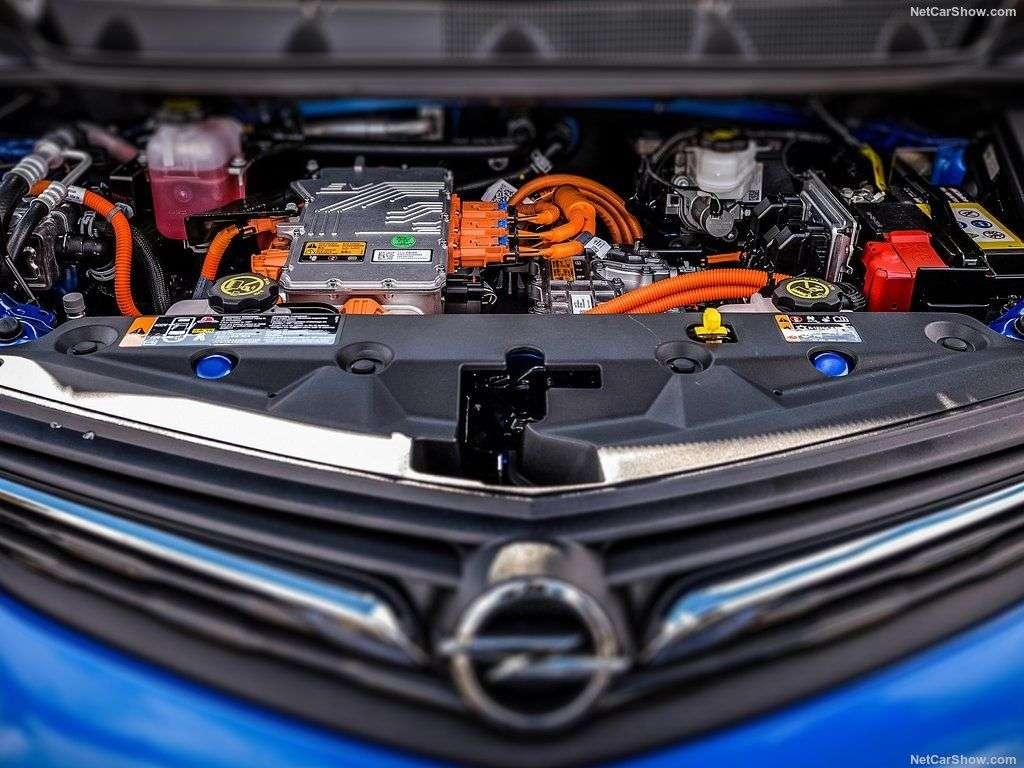 1509092558 8 - Обзор Opel Ampera-e 2017: технические характеристики, цены