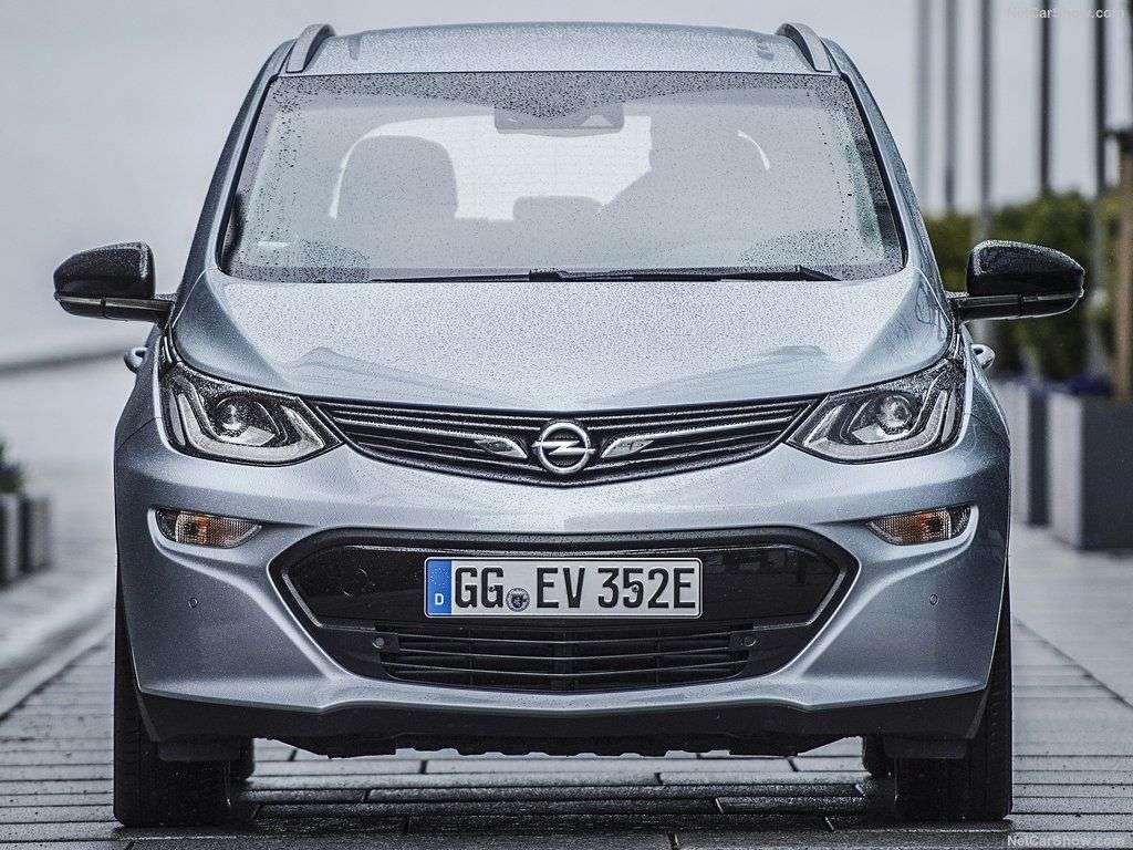 1509092580 3 - Обзор Opel Ampera-e 2017: технические характеристики, цены