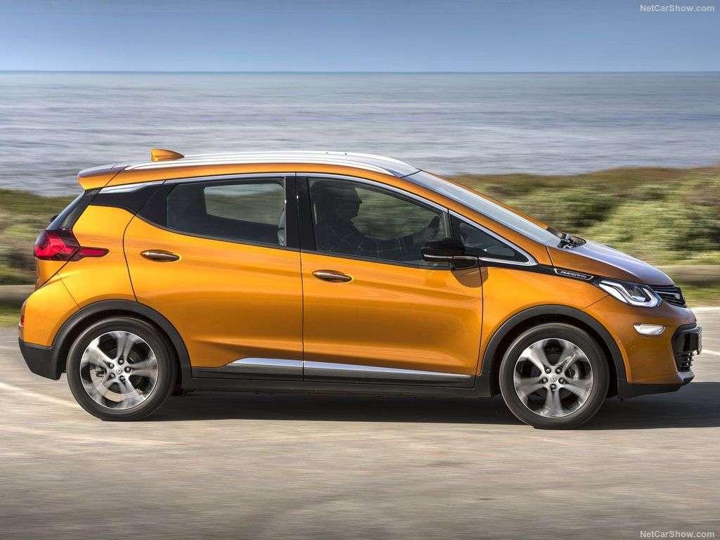 1509092601 1a - Обзор Opel Ampera-e 2017: технические характеристики, цены