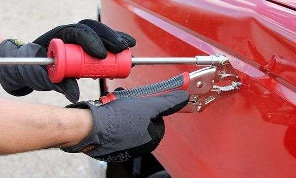 Делаем локальный ремонт кузова машины своими руками