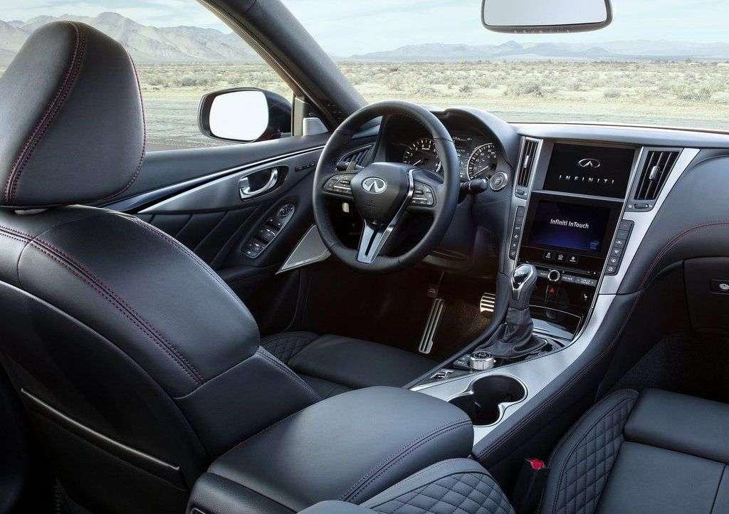 Обзор нового седана Infiniti Q50 2018: характеристики и цена