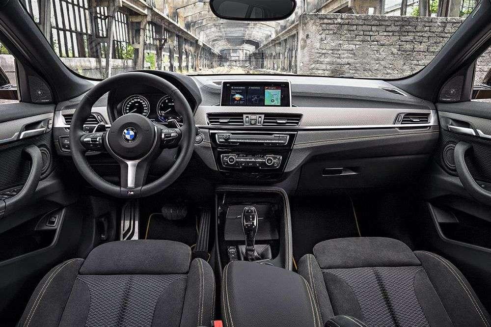 Обзор кроссовера BMW X2: характеристики и цены