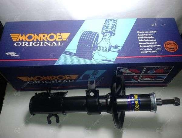 Monroe opt - Какие амортизаторы для машины лучше?