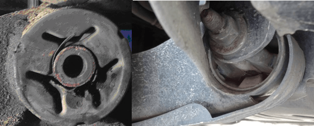 Замена задних пружин автомобиля своими руками