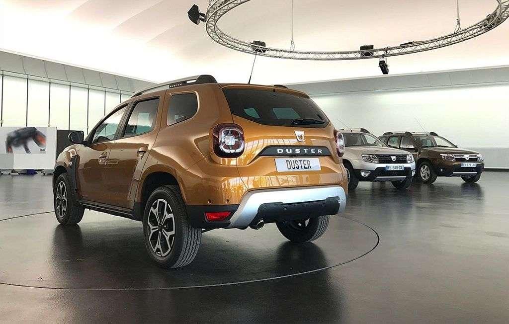 Обзор Renault Duster 2018: технические характеристики и цены