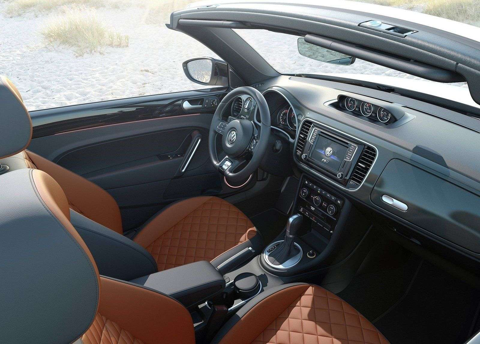 Обзор Volkswagen Beetle 2017: технические характеристики, цена