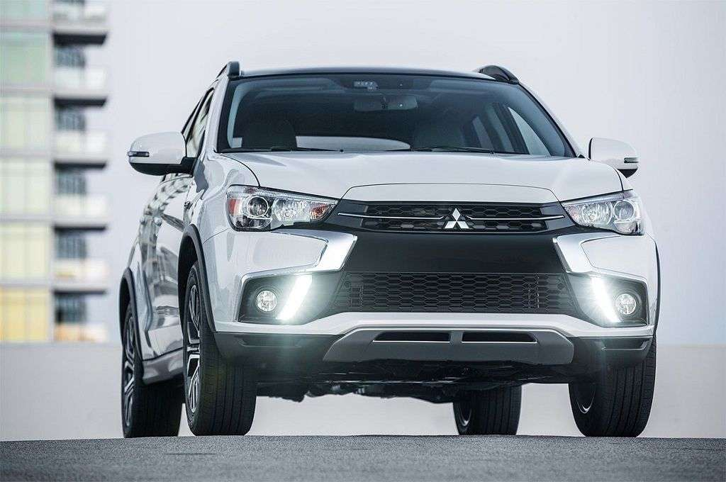 Обзор Mitsubishi ASX 2018: технические характеристики, цены