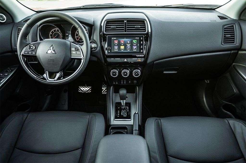 1509744932 3 - Обзор Mitsubishi ASX 2018: технические характеристики, цены