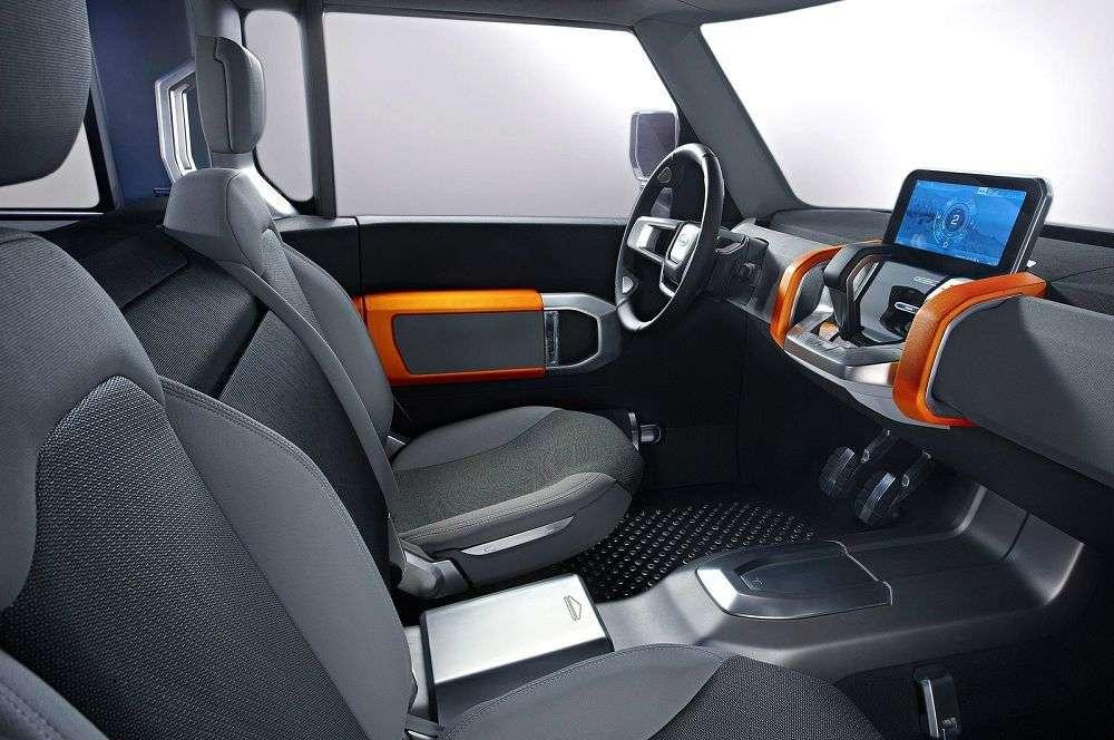 Обзор внедорожника Land Rover Defender 2018: технические характеристики и цена