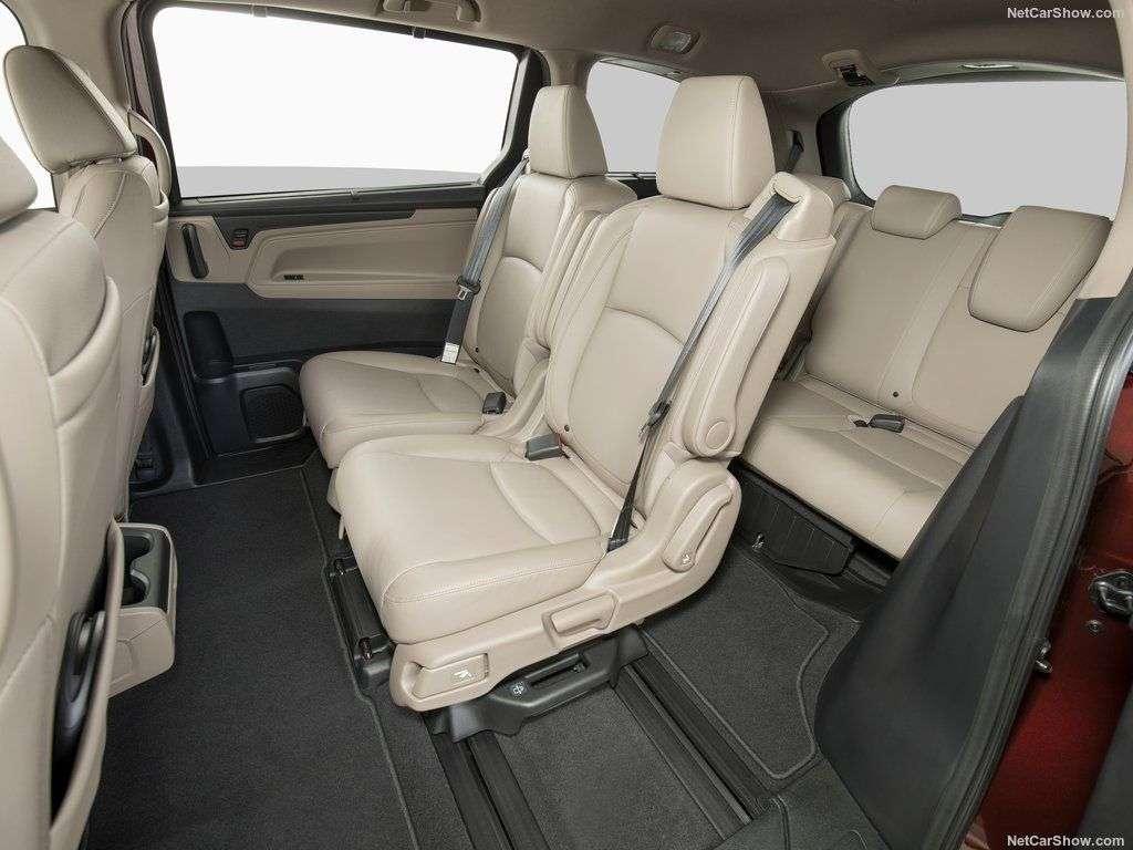 Обзор Honda Odyssey 2018. Характеристики, фото, цены