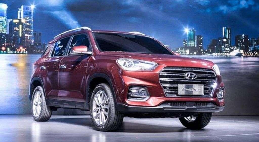 Обзор Hyundai ix35 2017-2018: технические характеристики и цена