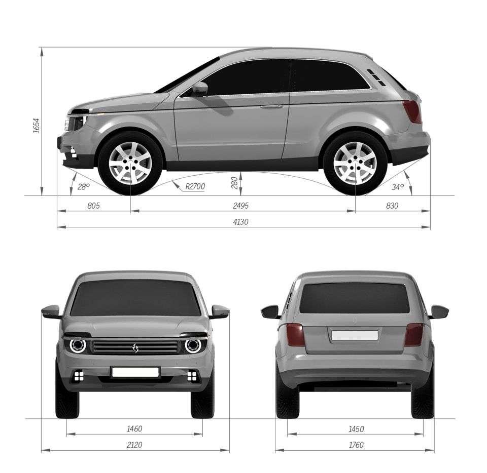 Обзор Lada Niva 2018: технические характеристики и цена