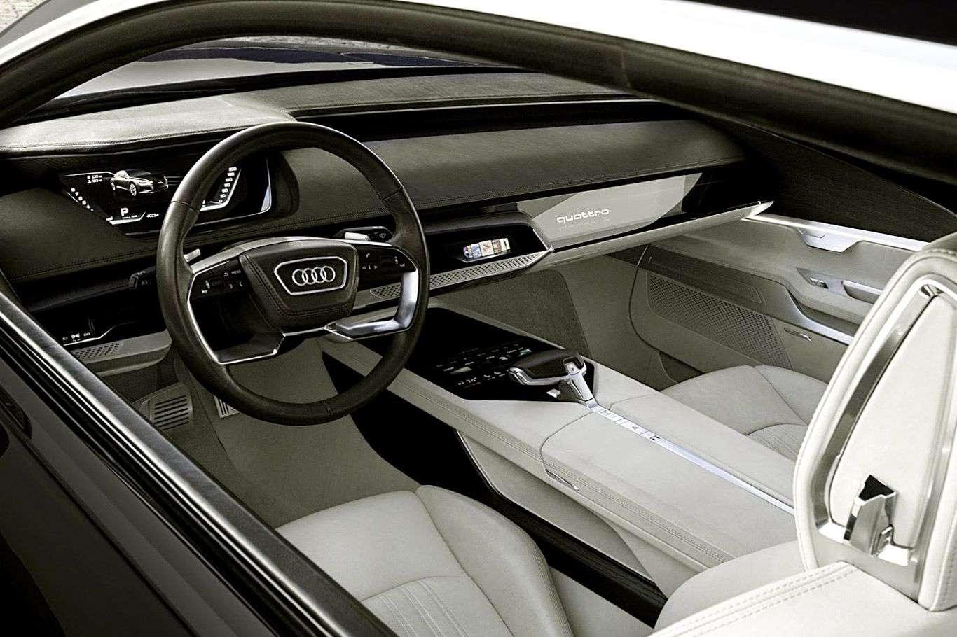 Обзор Audi A9: технические характеристики и цена
